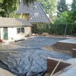 Bostuin renovatie