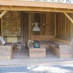Veranda bouw en ontwerp door Carlo Fuchten tuinontwerp & realisatie